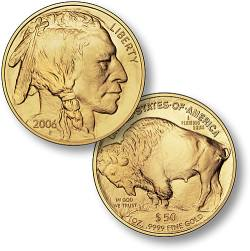 1 Ounce U.S. Gold Buffalo
