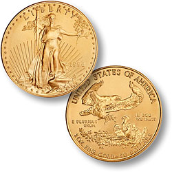 1 Ounce Gold Eagle