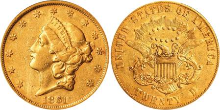 Liberty Gold Double Eagle