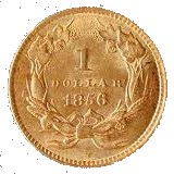 American One Dollar Gold Coin