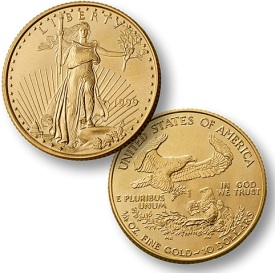 1/4 Ounce American Gold Eagle