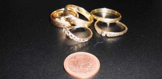 How Much Is A 14k Gold Ring Worth